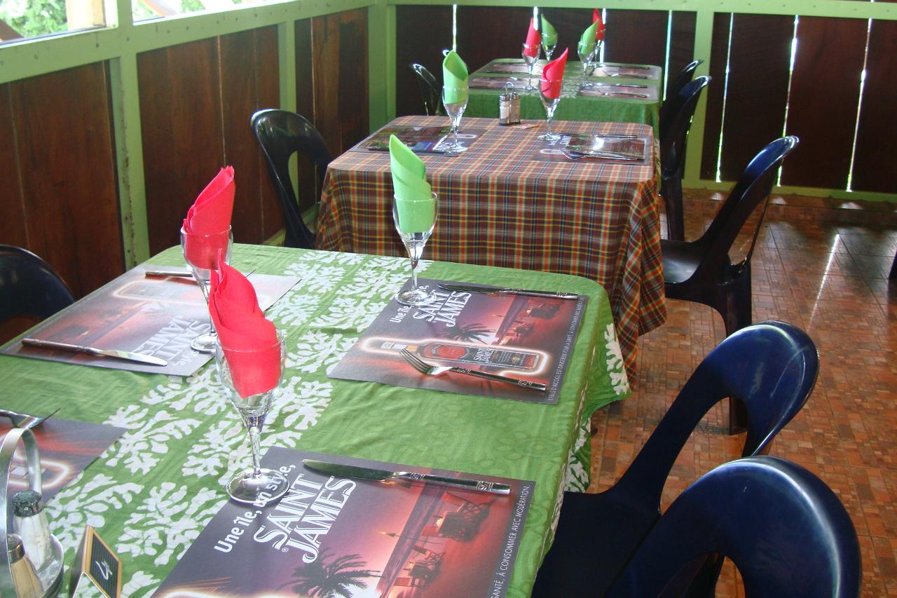 La carte du Restaurant Dosta